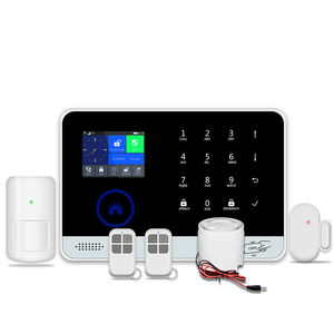 GSM WIFI Smart Home Fire Alarm System Smoke Home Security Alarm System