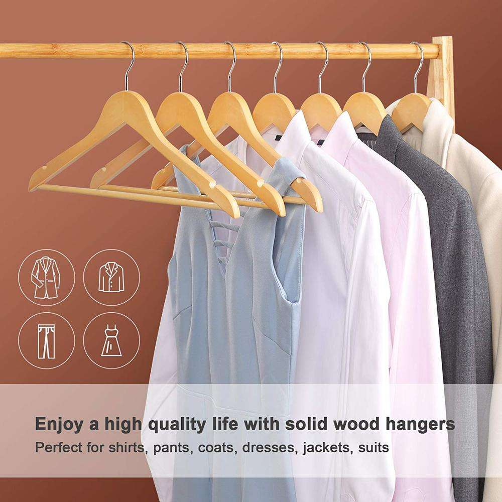 Hanger Wooden Assessed Supplier Wooden Suits Hangers Bestseller Hangers For Cloths Clothes Hangers Percha