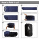 Wash Cool 3 Season Sleeping Bag