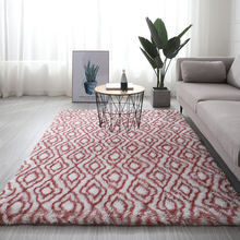Meijialun rug with anti slip backing fur rug carpet