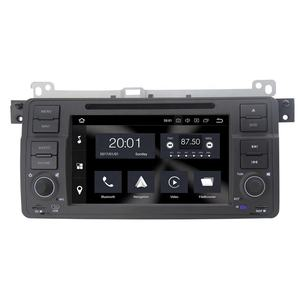 7 ''Double DIN 4 + 64GB Android 9.0 GPS Navigation Đối Với BMW E46 M3 Rover 75 Coupe 318 /320/325/330/335 Car DVD Player Stereo Wifi