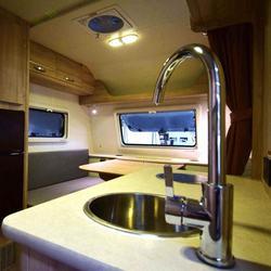 ETRV Korea camping  trailer for sale camper trailer caravan for sale