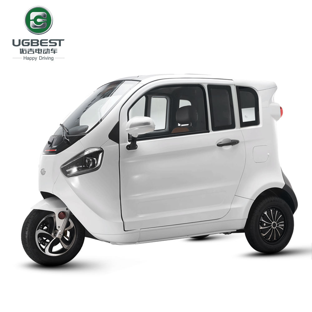 Eec approved elektro electric e scooter cabin compact car for elderly