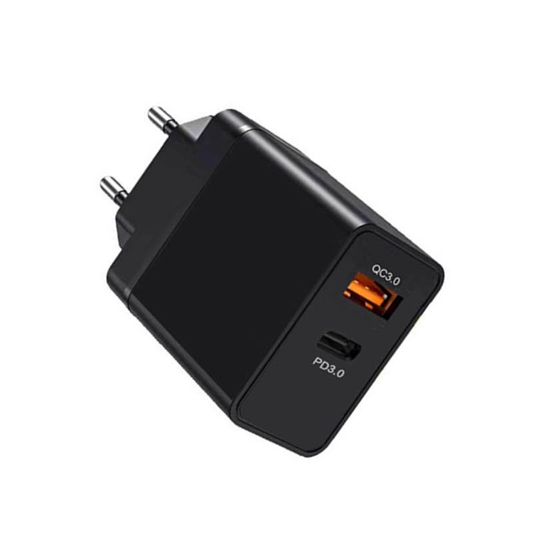 Dual USB 36W QC3.0 Wall Charger PD Charger