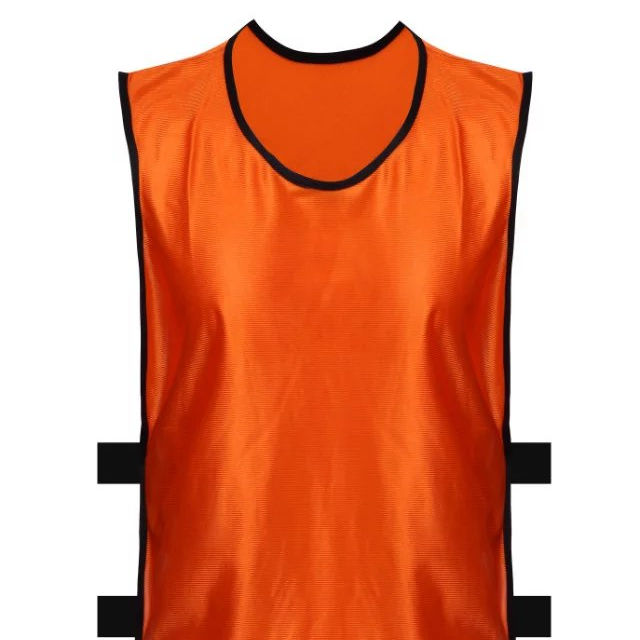 2020 Men's Kids size football training bibs with strap football vest penny sports tank