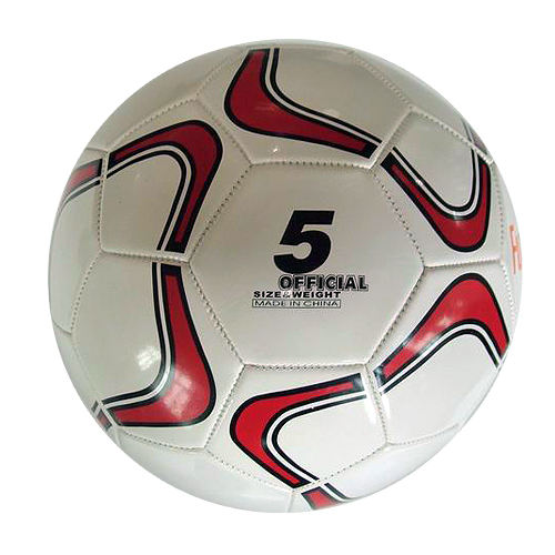 High quality pvc leather size 5 soccer ball football