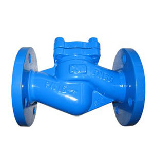 Check Valve cast steel vertical swing check valve for gas water oil
