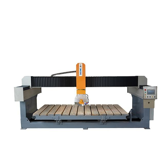 Bridge Saw 3 Axis Cnc Carving Marble Granite Stone Machine For Marble Cutting Engraving