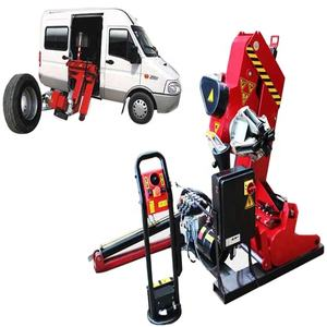 Tyre Machine Tire Machine Mobile Heavy Duty Truck Tyre Changer Machine For Sale