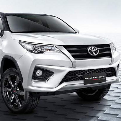 New 2021 Branded FORTUNER For Family Transportation From India