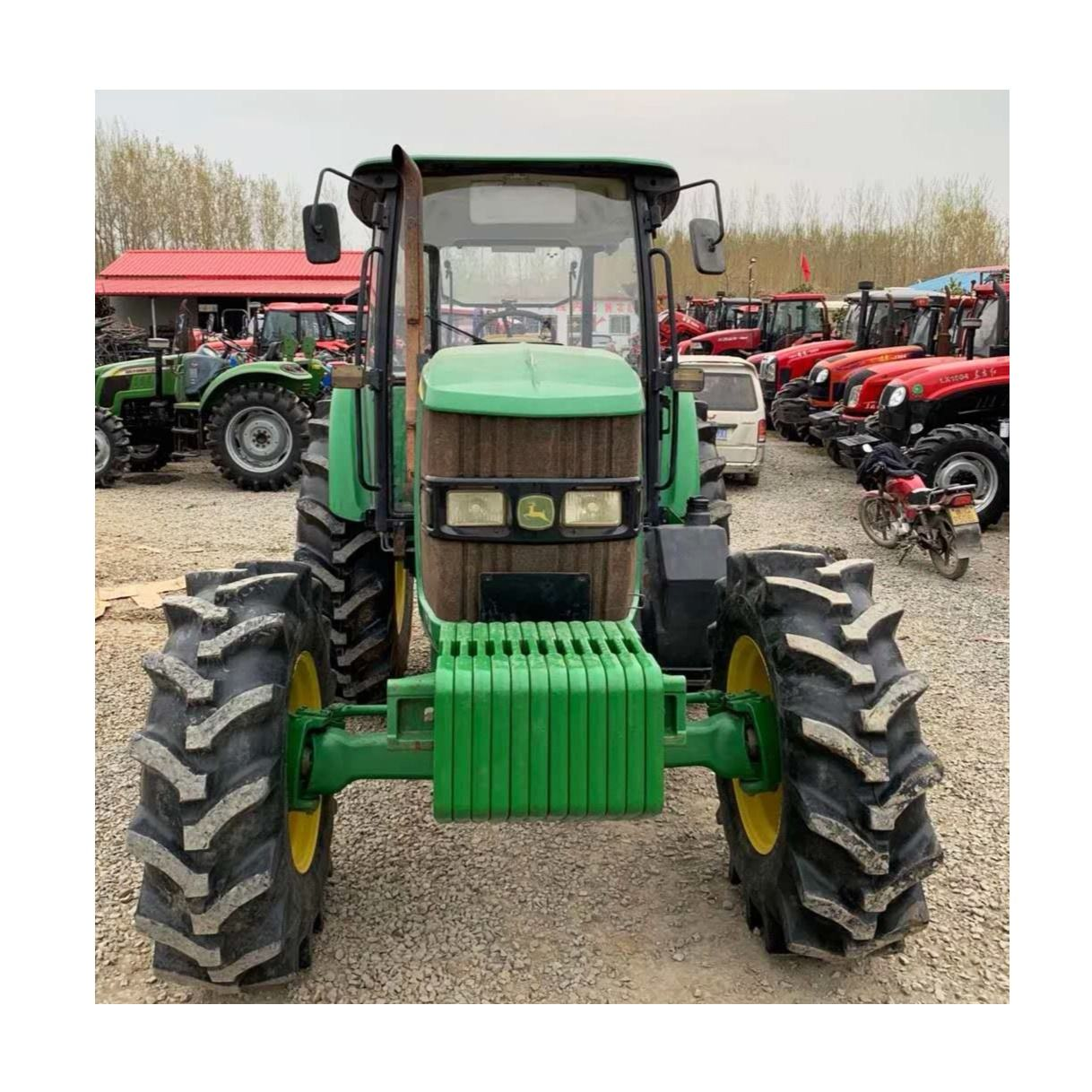 Cheap Used 95HP Farm Tractor for Sale