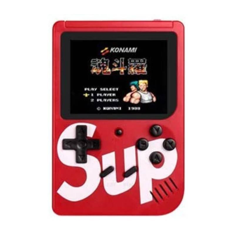 Handheld Mini SUP Video Game Consoles sup game box 400 in 1 Games with Double Player Children's toys