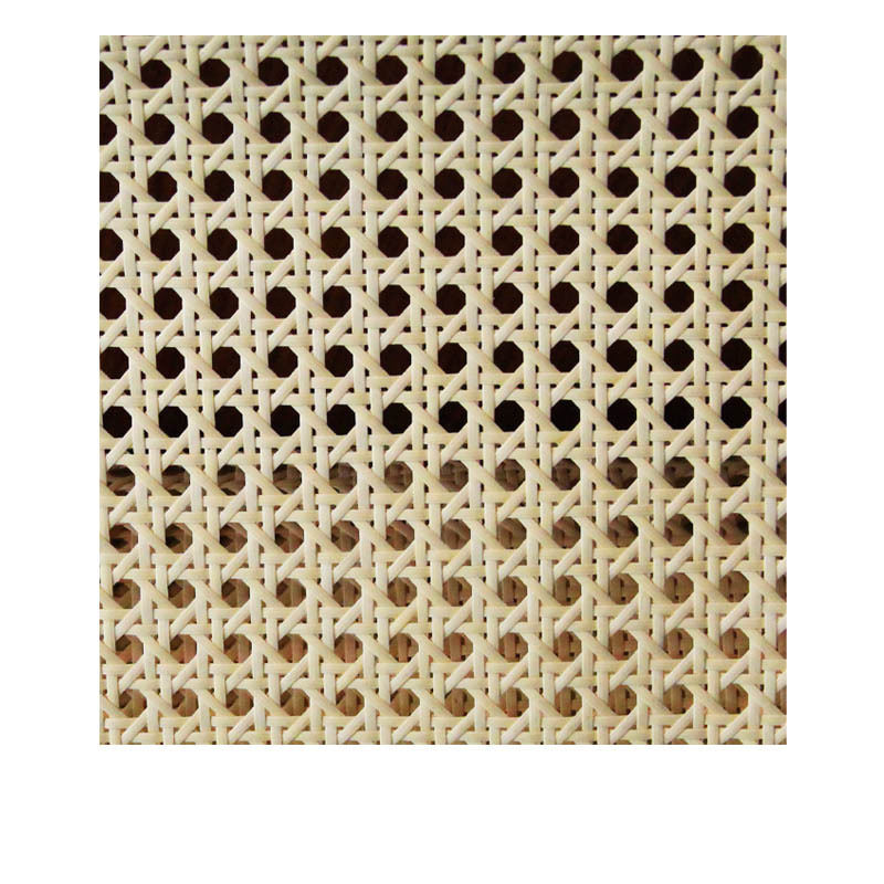Rattan Cane Webbing Small Tray Woven Mesh Natural Cane Webbing Square