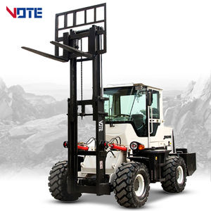 Manual Telescopic Gudang Diesel Goodsense2.5 Ton 3 Ton 6 Ton Forklift Di Jepang Drum Clamp Hidrolik Off Road Forklift