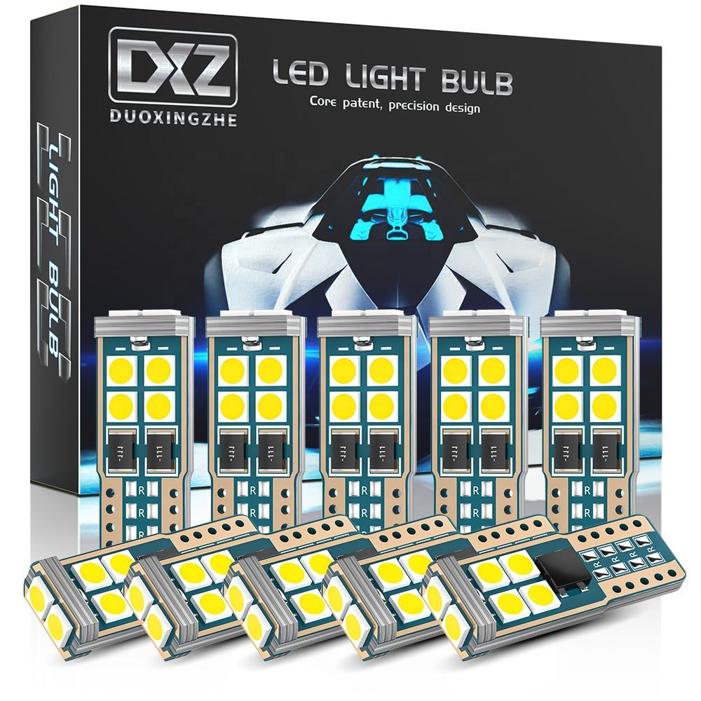 DXZ 10PCS <span class=keywords><strong>T10</strong></span> 4014 9SMD Auto LED <span class=keywords><strong>W5W</strong></span> Led-lampen Universal LED Breite Licht Dach Licht Auto