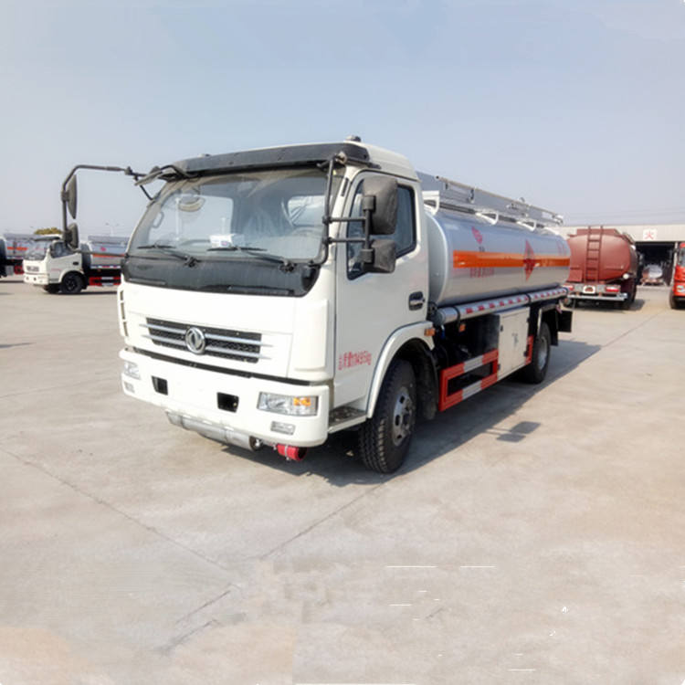 hot sell dongfeng 8000L fuel bowser truck low price aviation fuel refuel tank truck