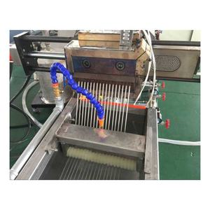 Abs pellet maker machine Plastic granulator Recycle plastic korrel making machine