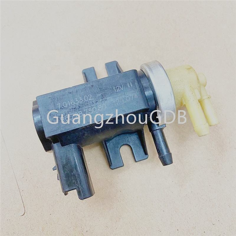 ForTurbo Caricatore EGR Solenoide Attuatore Valvola Solenoide Valvola 9672875080 70163302 T3DA 70kw <span class=keywords><strong>2012</strong></span>