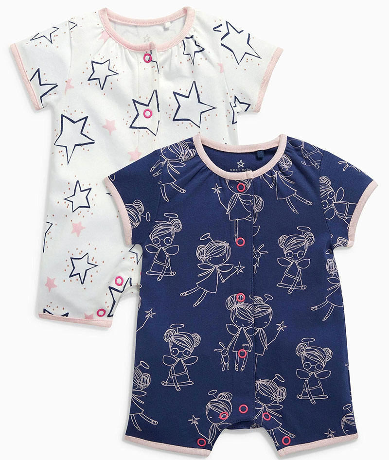 New Baby Products Organic Cotton Fabric Certified Toddler Boys Rompers From China