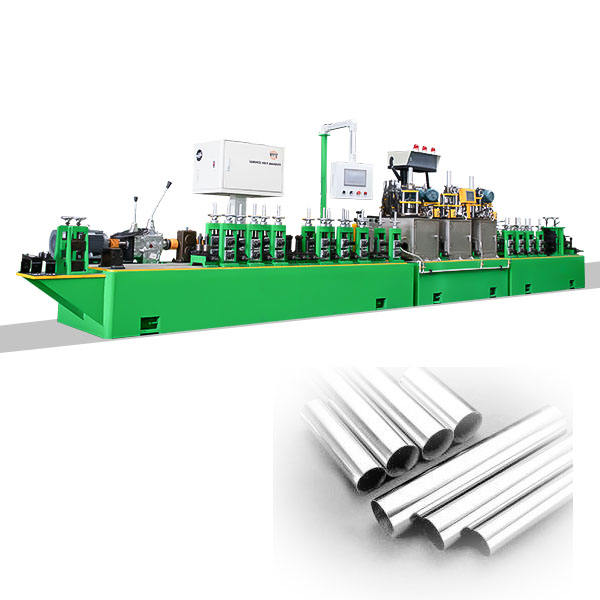 Handrail Steel Square Tube Pipe Forming Machine