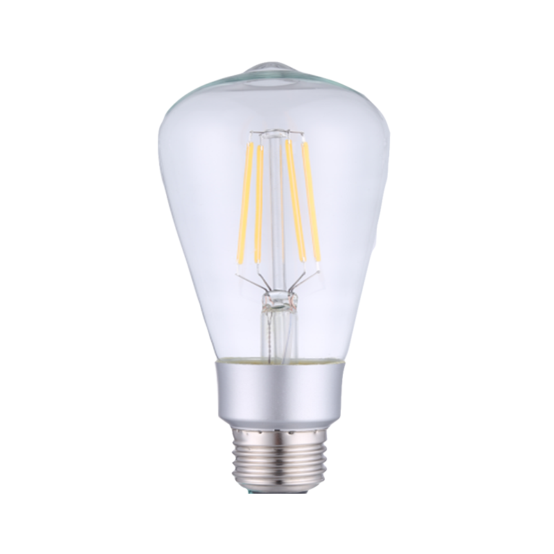 BB012 Vintage Edison E26 6ワット120v Decorative Filament Bulb Lighting Outdoor String Light Replacement Bulbs