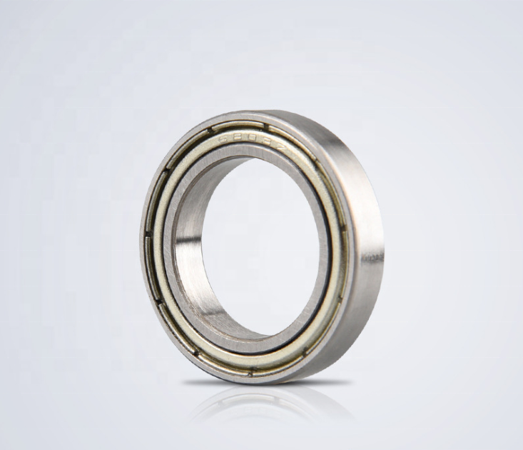 JZM Thin wall bearing Intelligent lock bearing 17*26*5 Deep Groove Ball Bearing 6803 Support for fast shipping