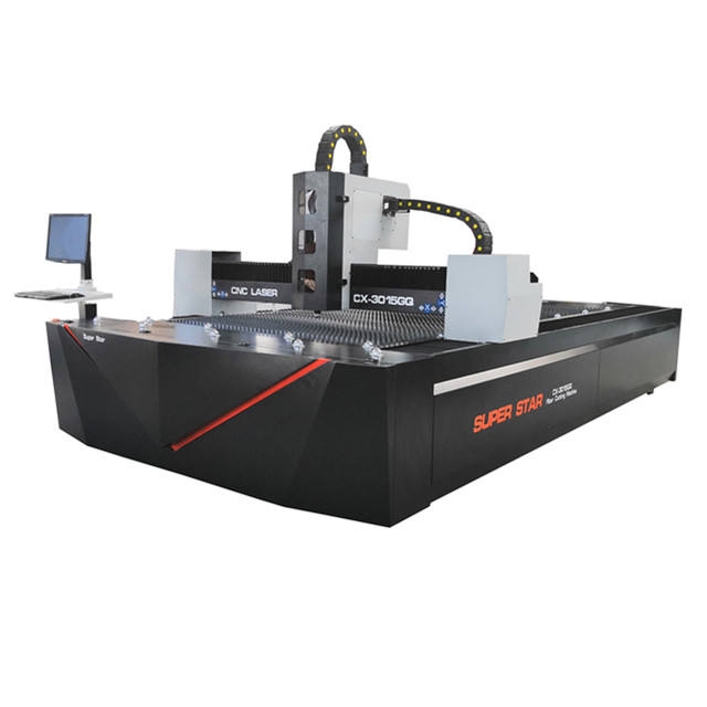 1325 Fiber Laser 500w Best Selling Products Fiber Laser Cutting Machine