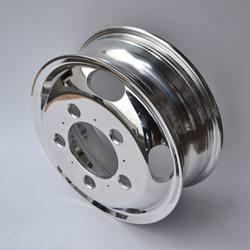 forged bus wheels aluminum alloy rim 8 HOLES 17.5*6.0 wheels