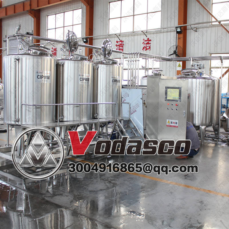 Milk Refining Production Line/Cheese equipment/All kinds of dairy machinery customized