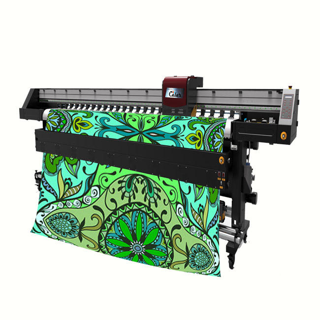 1.8/1.9M Industriële Dye Sublimatie Digitale Inkjet Printer