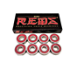 Skateboard Bearings Skateboard 608 Bearing Big Sale Discount Basic Type Skateboard Rodamientos Longboard Drift Scooter REDS 608 RS Ball Bearings