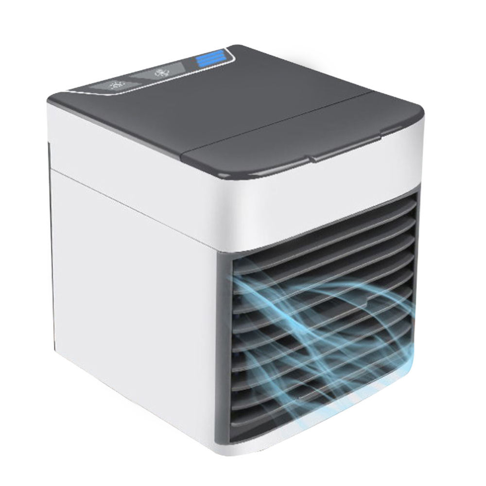 Mini USB Purifier Arctic Portable Air Cooler with LED Display, Mini Air Conditioners Room Cooling Space Cooler With Humidifier