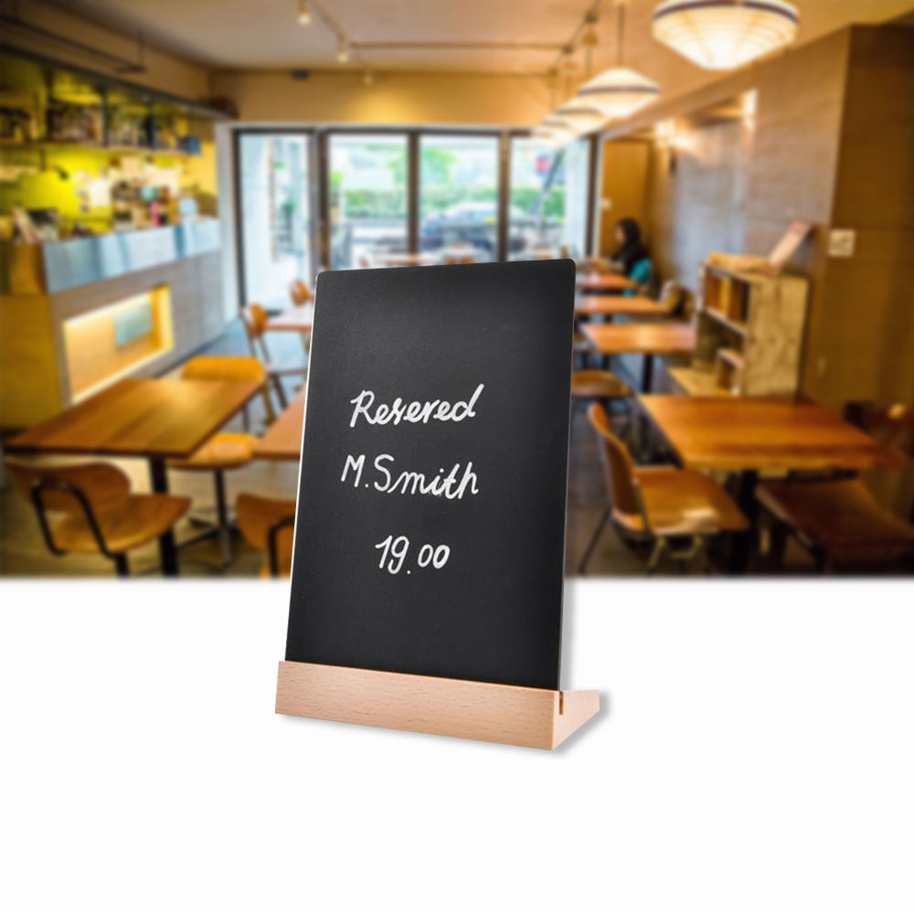 2020 Hot Sale Advertising Wooden Blackboard
