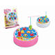 Factory Wholesale Funny Hamster Game Fishing Toys for Kids Christmas Gifts