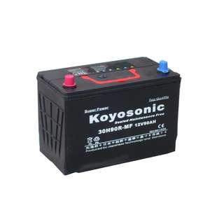 Qualité Supérieure Design Spécial 100ah Indien Batterie De