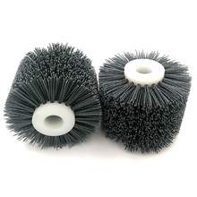 Perfect Abrasive Wire Nylon Flap Wheel Drum Brush for Cleaning