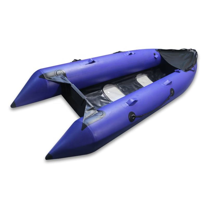 Großhandel PVC und Polyester aufblasbare <span class=keywords><strong>Kajak</strong></span> 2 Personen Boot