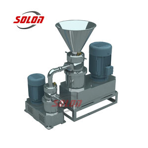 Tomato Jam Paste Sweet Pepper Tahini Soy Sauce Machinery Making Machine