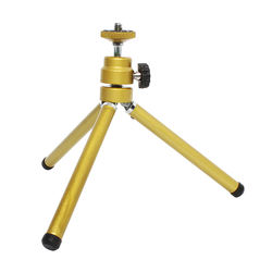 xinxing Hot New Classic Lightweight Portable Aluminum Camera Tripod Ring Light With Tripod Stand