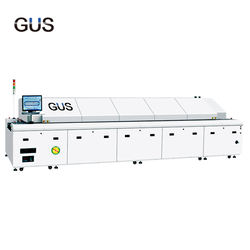 High Quality 8 Temperature Zone Reflow Oven for SMT Production Line Reflow Soldering Machine