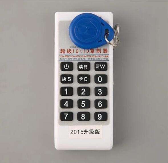 125Khz 13.56Mhz Handheld RFID ID IC Card Copier Reader and Writer Duplicator Programmer