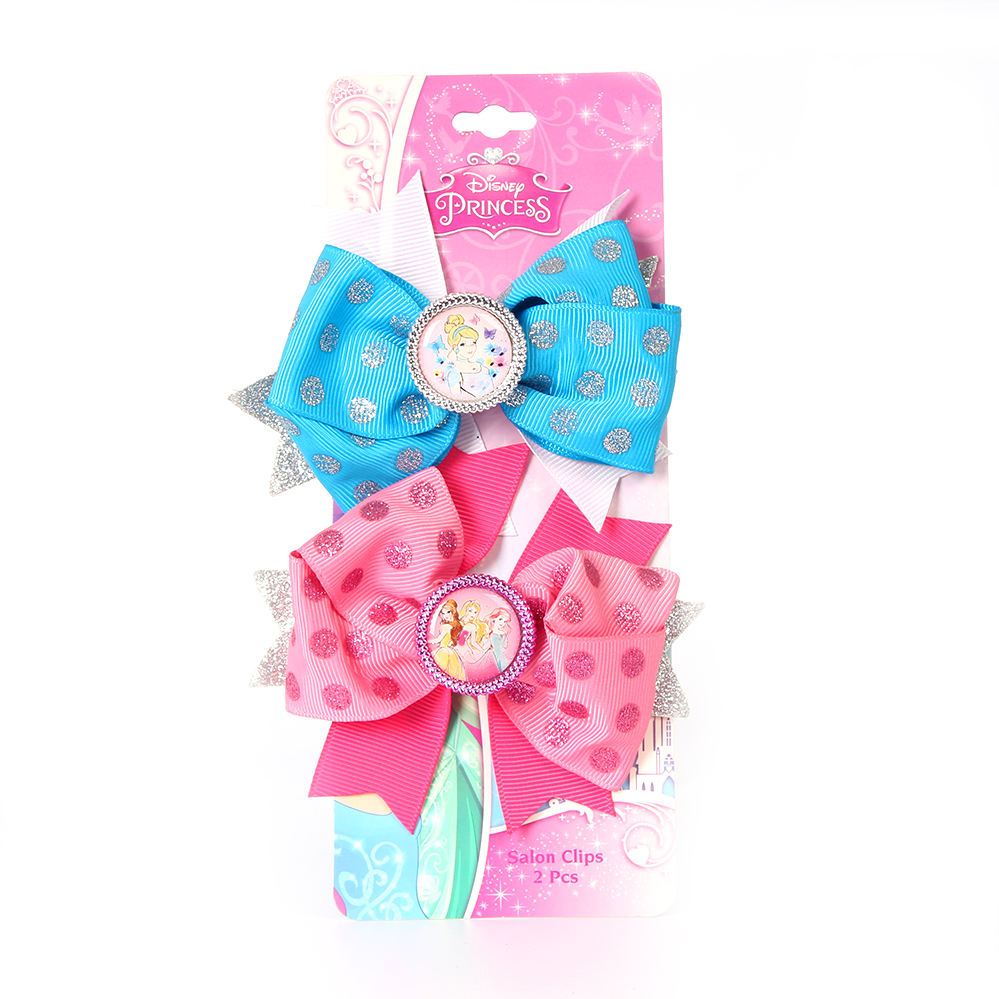 New Style Dissimilarity Most Popular Multi-color Bow Hairpin Custom High Quality Children Hair Clip