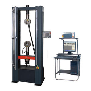 Micro-computer electronic pull force testing machine