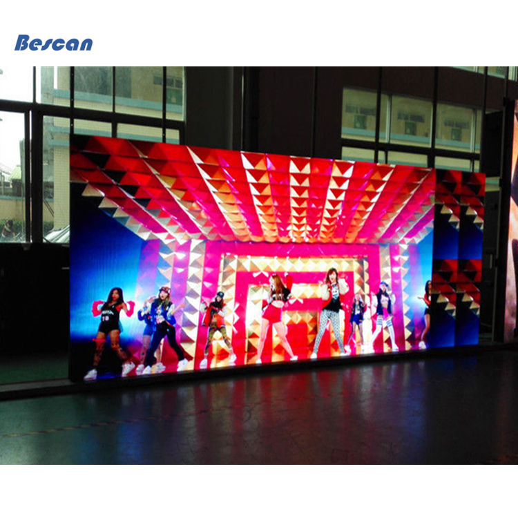 P2.5 P3 P4 P5 P6 full color transparent p5 module screen led curtain display outdoor High Performance