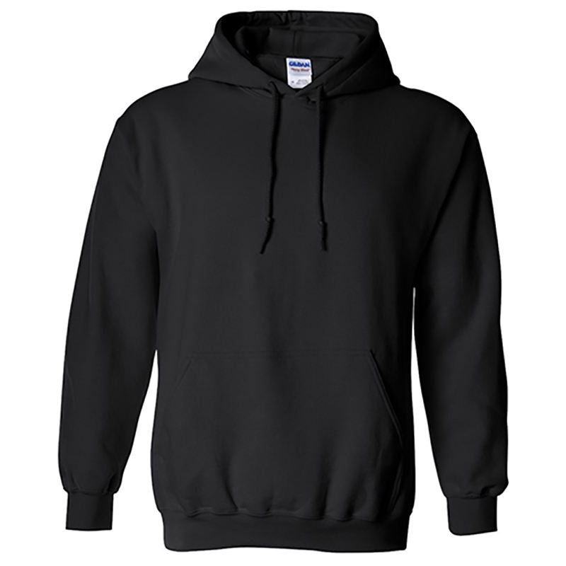 Cheap Wholesale Custom Embroidered Heavyweight Hoodies