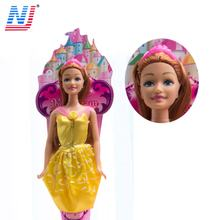 30 cm princess doll toys for girl with display box