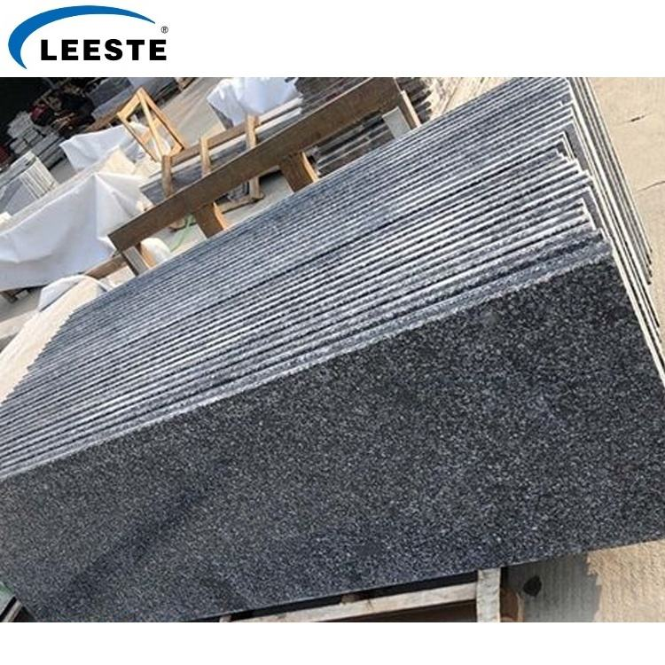 High quality china natural stone Polished Flamed paving stone driveway Sardo Gray G654 granite brick