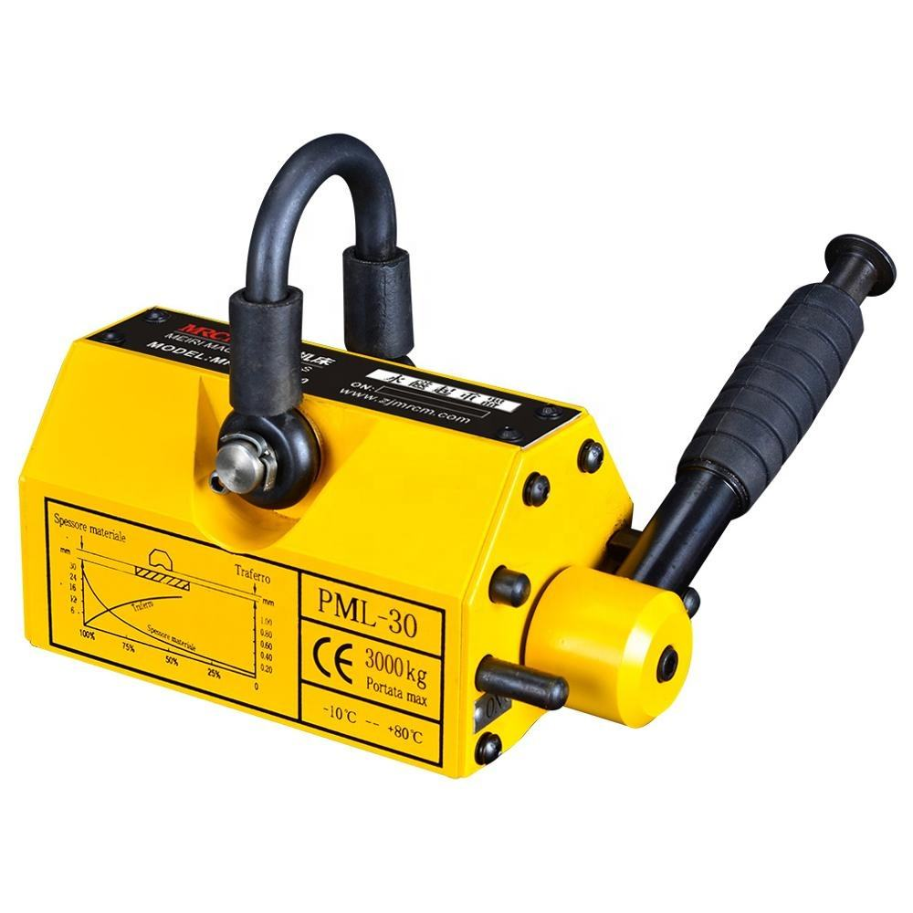 2019 most popular easy operating electric lifting magnet