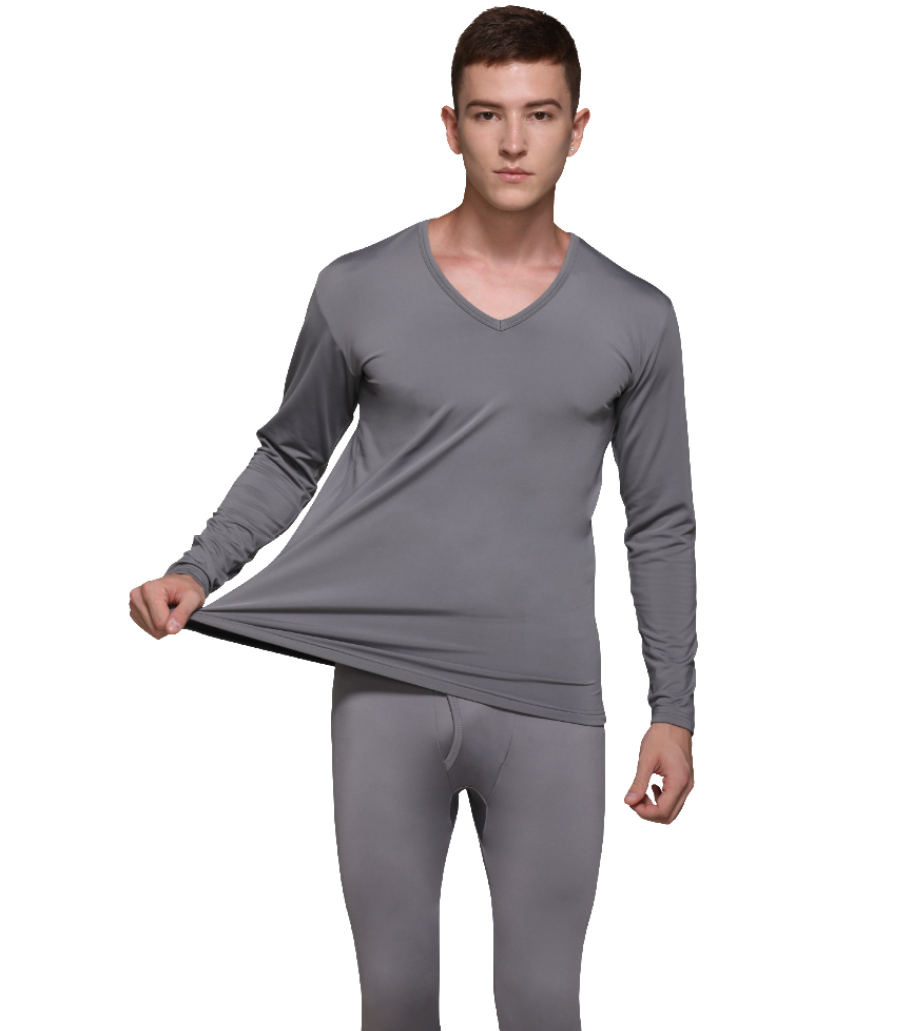 Custom Design soft material Thin Thermal Underwear Long Johns For Men With Best quality