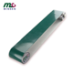 China's high-quality green PVC conveyor belt / industrial belt manufacturers applied to assembly line production